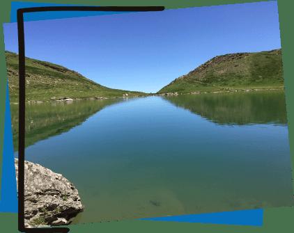 lac Pyrénées